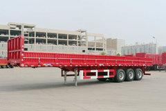 大运挂车13米系列自卸式半挂车图片