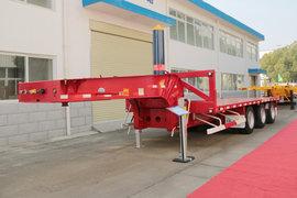 中集华骏9.5米系列自卸式半挂车图片