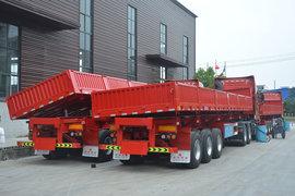 欧阳聚德13米系列自卸式半挂车图片