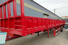 富华挂车13-17米系列自卸式半挂车图片