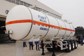 中集瑞江25方系列罐式半挂车图片
