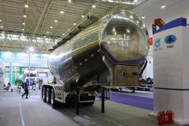 中航工业(开乐牌)13.75米系列粉粒物料运输半挂车图片