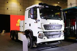 重汽豪沃(HOWO)HOWO T5G电动牵引车图片