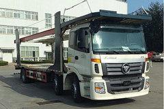 滁州长久(恒信致远牌)福田欧曼底盘中置轴车辆运输车图片