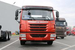 宏昌天马青岛解放底盘中置轴车辆运输车图片