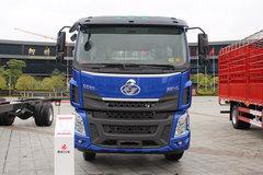 锦州奥捷(金牛牌)东风柳汽底盘中置轴车辆运输车图片
