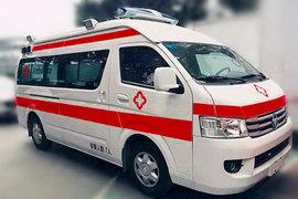 湖北程力(程力威牌)福田商务车底盘救护车图片