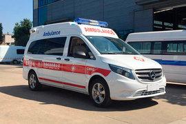 湖北程力(程力威牌)奔驰底盘救护车图片