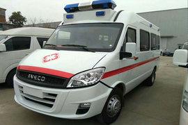 随州东正(炎帝牌)南京依维柯底盘救护车图片