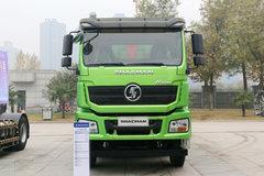 陕汽重卡德龙H3000电动自卸车图片
