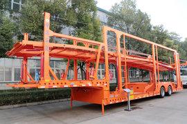 中集华骏13.75米系列车辆运输半挂车图片