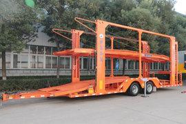 中集华骏12米系列车辆运输半挂车图片