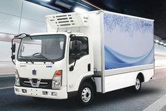 远程汽车远程E200电动冷藏车图片