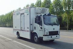 森源重工SE7电动冷藏车图片
