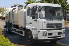 福建龙马(福龙马牌)东风商用车底盘电动垃圾车图片