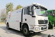 陕汽德龙L3000电动垃圾车