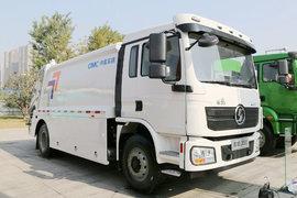 陕汽重卡德龙L3000电动垃圾车图片