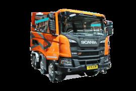 斯堪尼亚G系列自卸车
