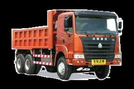 中国重汽豪运自卸车