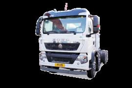 重汽豪沃HOWO T5G自卸车