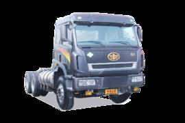 青岛解放新大威自卸车