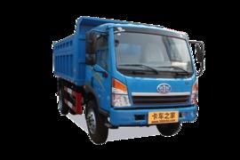 青岛解放赛龙自卸车