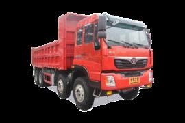 重汽豪曼福泺H5自卸车