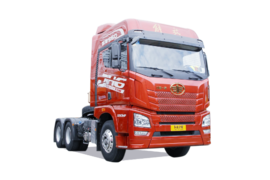 青岛解放JH6牵引车