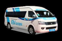 福田商务车风景G9封闭货车图片