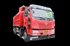 一汽解放解放J6L自卸车图片