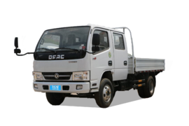 东风凯普特K6自卸车