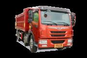 青岛解放龙V自卸车