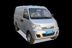 中兴汽车田野EV260电动封闭厢货图片