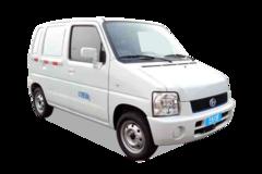 北汽昌河EV100电动封闭厢货图片