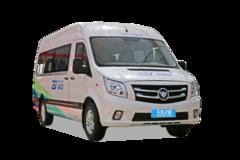 福田商务车图雅诺EV电动封闭厢货图片