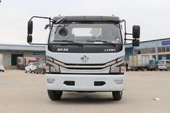 旺龙威东风多利卡底盘垃圾运输车图片