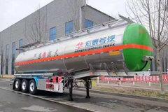 河北宏泰30-50方系列罐式半挂车图片