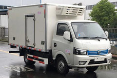 福田智蓝新能源风景智蓝电动冷藏车图片