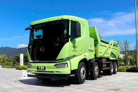 比亚迪T31电动自卸车图片