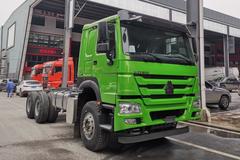 中国重汽成都商用车(原重汽王牌)豪沃V7自卸车图片