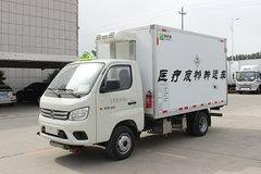 中达凯(中达凯牌)福田祥菱底盘爆破器材运输车图片