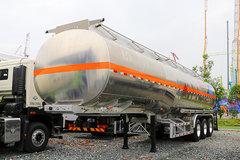 海立美达(欧曼牌)运油半挂车罐式半挂车图片