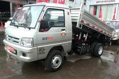 福田时代驭菱自卸车图片