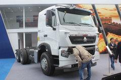 重汽豪沃(HOWO)HOWO T7H自卸车图片