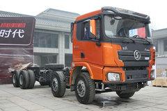 陕汽重卡德龙X3000自卸车图片