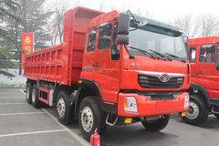 重汽豪曼福泺 H5自卸车图片