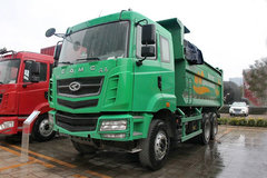 华菱汉马H6自卸车图片