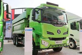 陕汽重卡德龙H6000自卸车图片