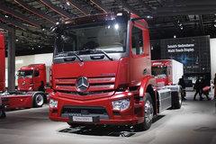 奔驰奔驰新Actros载货车图片