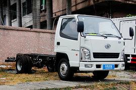 解放霸铃载货车图片